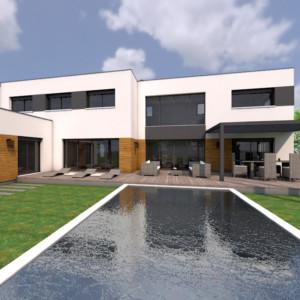 Plan 3D Maisons à Toulouse