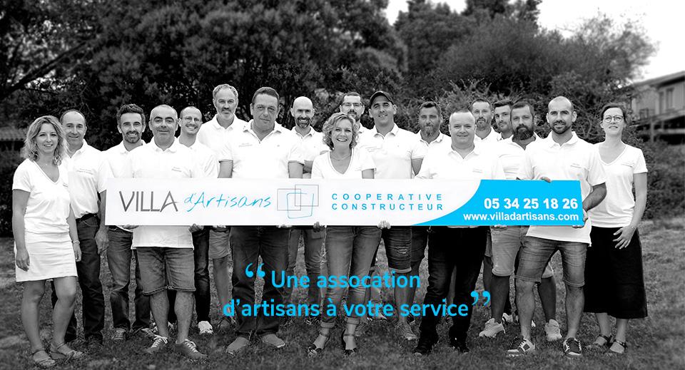 Photo de l'équipe de Villa d'artisans